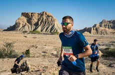 Trả 21.500 USD để được tham gia cuộc thi chạy marathon cao cấp