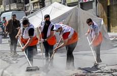 """Xung đột tại Dải Gaza: Thiệt hại kinh tế và thế hệ """"bị đánh cắp"""""""