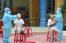 Phú Yên: Ổ dịch COVID-19 mới ở Tuy Hòa cơ bản được kiểm soát