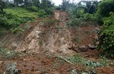 Mưa lớn ở Trung Bộ và Bắc Tây Nguyên, đề phòng lũ quét, sạt lở đất