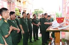 Đại tướng Phùng Quang Thanh trong lòng quân và dân Việt Bắc