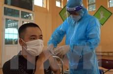 [Photo] Huyện Thanh Trì quyết liệt thực hiện các biện pháp chống dịch