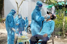 An Giang phong tỏa nhiều khu vực tại huyện Phú Tân để dập dịch