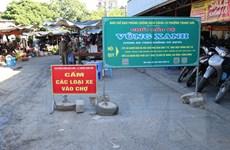 """Ninh Thuận đẩy mạnh mở rộng """"vùng xanh"""" trên bản đồ COVID-19"""