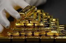 Giá vàng thế giới ghi nhận tuần đi xuống tuần thứ hai liên tiếp