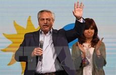 Tổng thống Argentina Alberto Fernandez thông báo cải tổ nội các