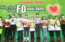 F0 khỏi bệnh ở lại tuyến đầu: Những tình nguyện viên F0 đặc biệt