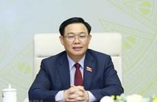 Nghị quyết về việc điều động nhân sự làm nhiệm vụ Trợ lý Chủ tịch QH