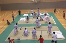 Ném gối - Từ trò chơi cho trẻ em thành môn thể thao phổ biến ở Nhật
