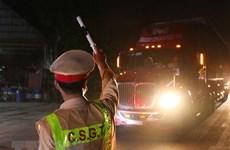 Hà Nội: Yêu cầu gần 3.000 lượt phương tiện không ra, vào thành phố