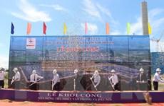 Triển khai thi công dự án trạm biến áp 500kV Vân Phong và đấu nối
