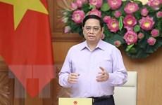 Thủ tướng chủ trì hội nghị đẩy nhanh tiến độ giải ngân vốn đầu tư công