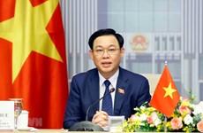 Chủ tịch Quốc hội Vương Đình Huệ sẽ làm việc với doanh nghiệp Hoa Kỳ