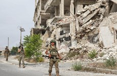 Syria: Thổ Nhĩ Kỳ rút một phần quân đội khỏi tỉnh miền Bắc Idlib