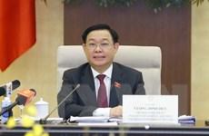 Chủ tịch Quốc hội làm việc với Hội đồng kinh doanh Hoa Kỳ-ASEAN