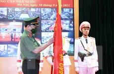 Kỷ niệm 60 năm ngày truyền thống cảnh sát Phòng cháy chữa cháy