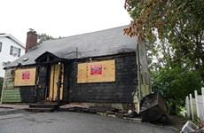 Mỹ: Ngôi nhà bị cháy đen được rao bán với giá gần 400.000 USD