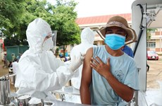 Đắk Lắk tổ chức tiêm chủng lưu động vaccine phòng COVID-19