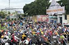 Sóc Trăng, Kiên Giang đón nhận người dân về quê đảm bảo phòng dịch