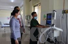 Bệnh viện điều trị COVID 19 tại Sóc Trăng đi vào hoạt động