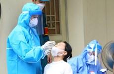 Hà Nội: Thêm 6 ca COVID-19 liên quan đến Bệnh viện Việt Đức
