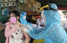 """Thông điệp: """"Tiêm vaccine - Vững niềm tin"""" của Bộ Y tế và Facebook"""