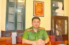"""Gặp gỡ Trung tá Lê Minh Hải - Chuyên gia """"đọc vị"""" tội phạm"""