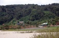 Lâm Đồng chỉ đạo kiểm tra việc xâm hại hồ Próh sau phản ánh của TTXVN