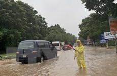Từ ngày 13-15/10, Bắc Bộ và Bắc Trung Bộ có mưa lớn diện rộng
