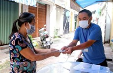 Bình Dương: Rà soát hơn 100.000 người chưa được nhận tiền hỗ trợ