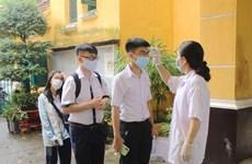 Học sinh đến trường và an toàn phòng dịch: Bài toán khó của Hà Nội