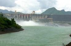 Chủ động vận hành các hồ chứa đón lũ ứng phó với bão số 8
