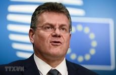EU đề xuất loại bỏ hầu hết thủ tục kiểm tra hàng hóa đến Bắc Ireland