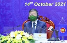 Việt Nam dự Hội nghị cấp Bộ trưởng ASEAN về vấn đề ma túy lần thứ 7
