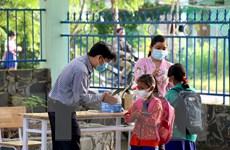 Học sinh trở lại trường, Khánh Hòa và Bình Thuận đảm bảo phòng dịch