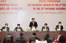 Quốc hội chủ động bảo đảm chất lượng và an toàn phòng chống dịch