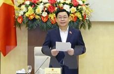 Phiên họp thứ 2 Ban chỉ đạo đề án xây dựng nhà nước pháp quyền XHCN