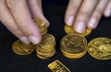 Giá vàng trên thị trường châu Á đi lên trong phiên 20/10