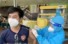 Tiêm vaccine tập trung cho người dân về TP.HCM sinh sống, làm việc
