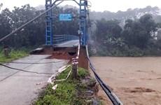 Từ nay đến 25/10 Trung Bộ đón mưa lớn, nguy cơ xảy ra lũ quét