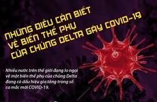 Những điều cần biết về biến thể phụ của chủng Delta gây COVID-19