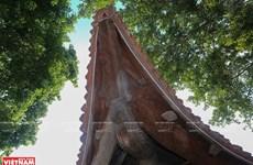 Đình Bảng - một trong ba ngôi đình có kiến trúc đẹp nhất vùng Kinh Bắc