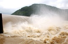 Bình Phước: Yêu cầu đảm bảo an toàn nhân dân khi hồ thủy điện xả lũ