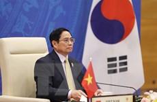[Photo] Thủ tướng dự Hội nghị cấp cao ASEAN-Hàn Quốc lần thứ 22