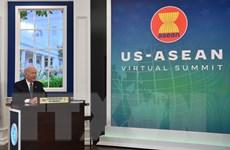 Lãnh đạo ASEAN-Mỹ ra tuyên bố về phát triển kỹ thuật số