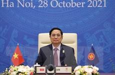 [Photo] Thủ tướng tham dự Hội nghị cấp cao ASEAN-Nga lần thứ 4