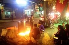 Người Hà Nội giữ Tết truyền thống từ nồi bánh chưng gia đình