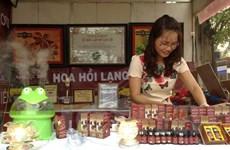 Hội chợ thương hiệu Việt tại Royal City hướng về thị trường nội địa