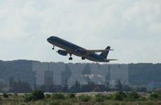 Máy bay của Vietnam Airlines chuyến Đà Nẵng - Hà Nội bị nổ lốp
