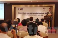 VCCI: Doanh nghiệp SME cùng hợp tác phòng ngừa tham nhũng